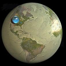 All the earth's water global-water-volume-fresh.jpg